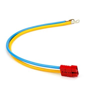 Warn Câble d'alimentation multi-montage pour treuil Câble d'alimentation - 386018