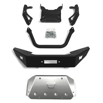 Warn Bumper 95385 Front - Steel - Fits Yamaha