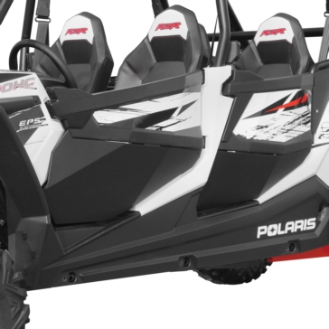 Porte Slammer Polaris pour VTT Dragon Fire Racing