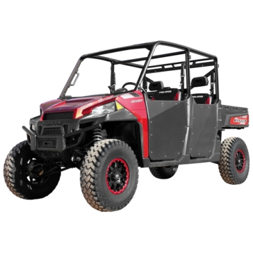 Dragon Fire Racing Ensemble de porte - Maverick/Commander Polaris - UTV - Porte complète