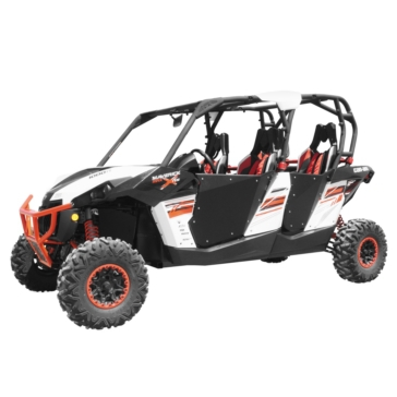 Dragon Fire Racing Ensemble de porte - Maverick/Commander Can-am - UTV - Portière complète