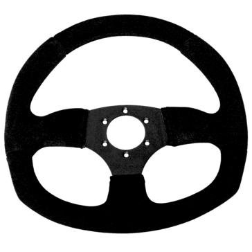Dragon Fire Racing D-Shaped Wheel