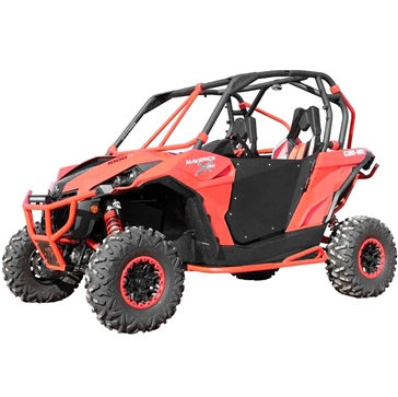 Dragon Fire Racing Ensemble de porte Can-am - UTV - Demi-porte