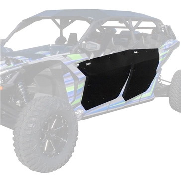 Dragon Fire Racing Ensemble de porte Pursuit Can-am - UTV - Demi-porte