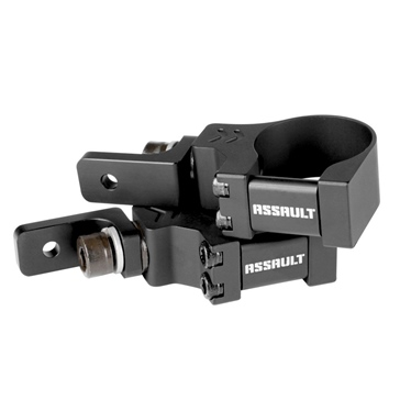 Assault Industries 90 Degree Tube Light Bar Mount Bracket