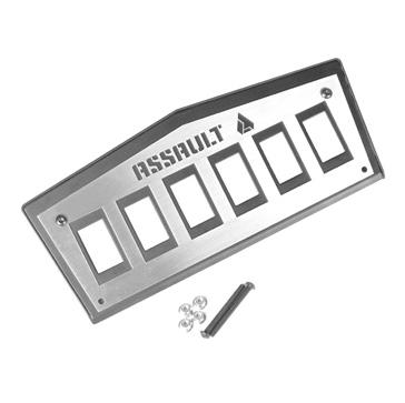 Assault Industries Panneau pour tableau de bord