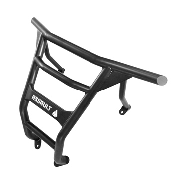 Assault Industries Apache Bumper Rear - Steel - Polaris
