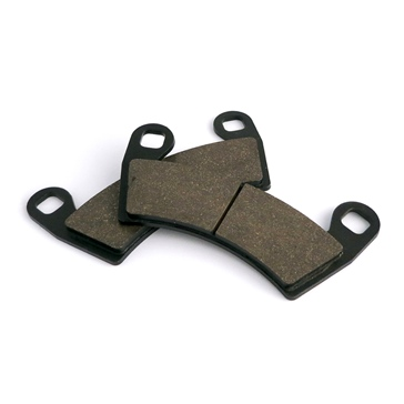 EPI Extreme Brake Pads Sintered metal - Rear