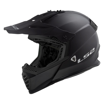 LS2 Casque Hors-Route Gate Solid