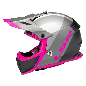 LS2 Gate Mini Off-Road Helmet Launch