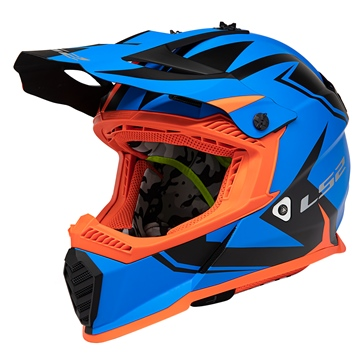 LS2 Gate Off-Road Helmet TwoFace