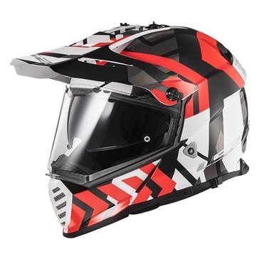 LS2 Blaze Off-Road Helmet Xtreme