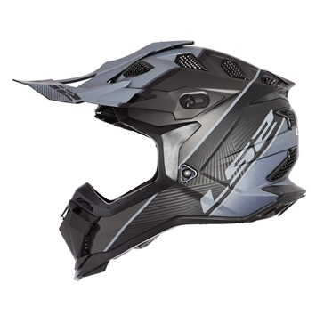 LS2 Subverter Off-Road Helmet Ray