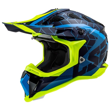 LS2 Subverter Off-Road Helmet Straight