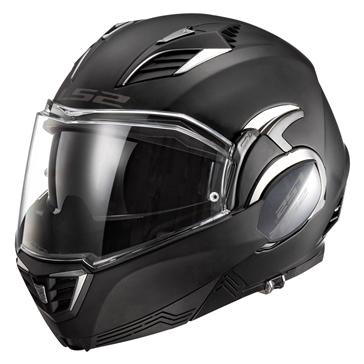 LS2 Valiant II Modular Helmet Solid