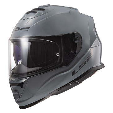 LS2 Assault Full-Face Helmet Solid - Summer