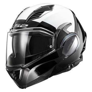 LS2 Valiant II Modular Helmet Police