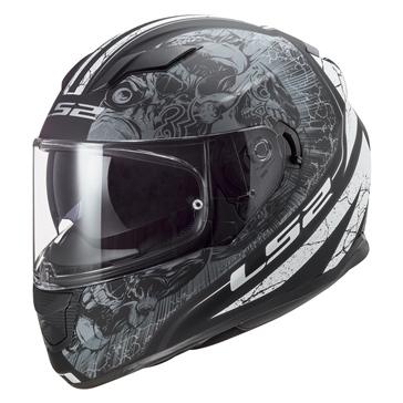 LS2 Stream Full Face Helmet Throne - Summer