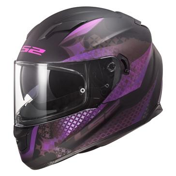 LS2 Stream Full Face Helmet Lux - Summer