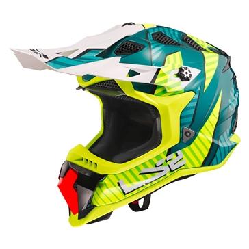 LS2 Subverter Evo Off-Road Helmet Astro