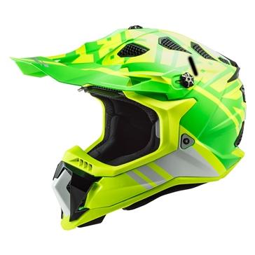 LS2 Subverter Evo Off-Road Helmet Grammax