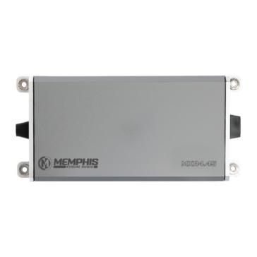 Amplificateur Xtreme de 45 W, 4 canaux MEMPHIS AUDIO