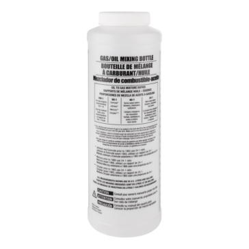 Kimpex Mix Oil to Gas Measuring Bottle 32 oz