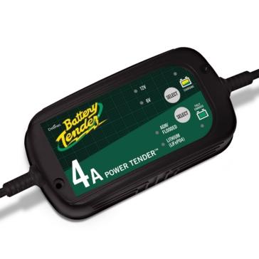 Battery Tender Chargeur de batterie AGM et Lithium Power Tender Haute efficacité - 400705