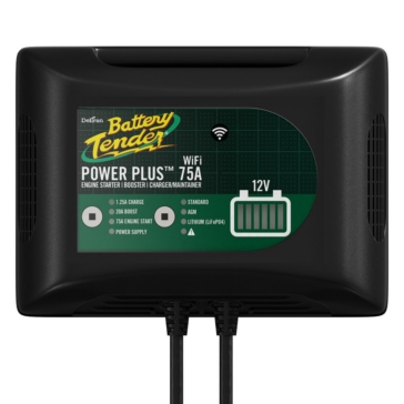 Battery Tender Battery Charger 75A Power Plus Very high Efficienty - 400706
