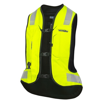 Helite Hi-Viz Turtle 2 Jacket Men, Women