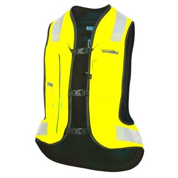 Helite Electronic Hi-Viz Turtle Jacket Men, Women
