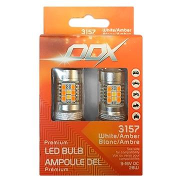 ODX Mini SwitchBack Series LED Bulb 3157