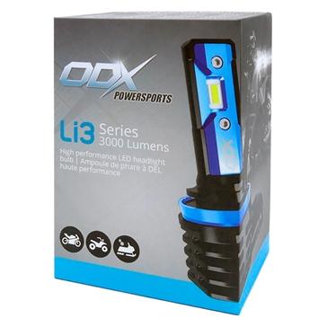 ODX Ampoule DEL série Li3 H13