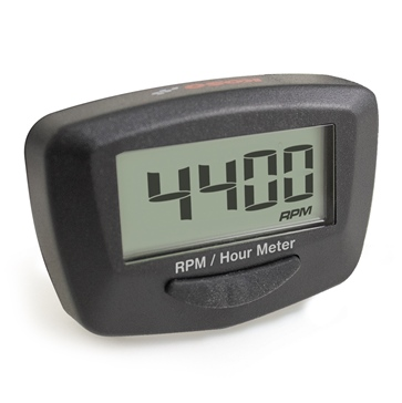 Koso Proton RPM & Hour Meter Universal - 405038