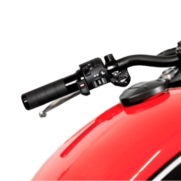 Koso Heated Grips Titan-S 405054