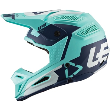 LEATT GPX 5.5 Off-Road Helmet V20.1 - Without Goggle