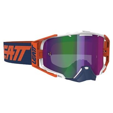 LEATT Velocity 6.5 Iriz Goggle Orange