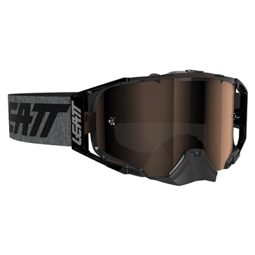 LEATT Velocity 6.5 Iriz Goggle Black