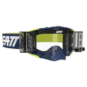 LEATT Velocity Roll-Off Goggle White