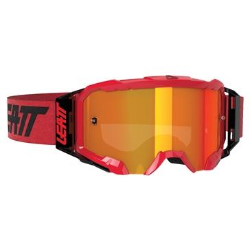 LEATT Lunette Velocity 5.5 Iriz Rouge