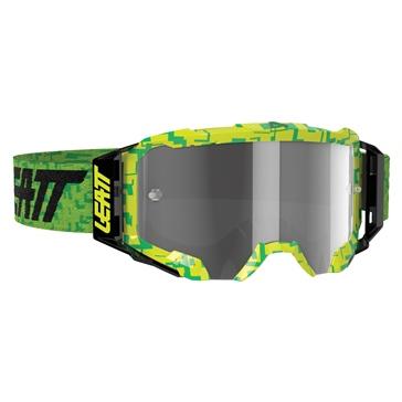 LEATT Lunette Velocity 5.5 Lime Neon