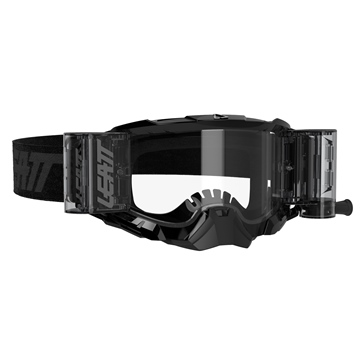 LEATT Velocity Roll-Off Goggle Black