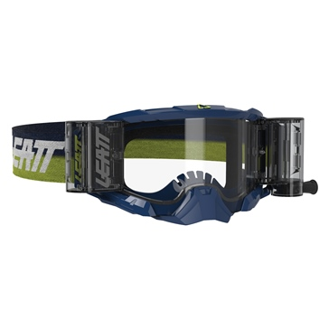 LEATT Velocity Roll-Off Goggle Ink