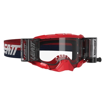 LEATT Velocity Roll-Off Goggle Red
