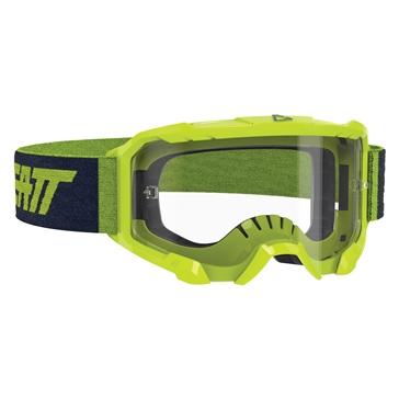 LEATT Lunette Velocity 4.5 Lime Neon