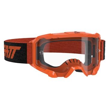 LEATT Lunette Velocity 4.5 Orange Neon