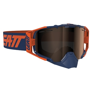 LEATT Goggle Velocity 6.5 SNX Orange, Bronz