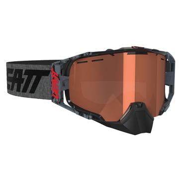 LEATT Goggle Velocity 6.5 SNX Black