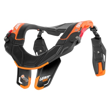 LEATT Neck Brace SNX Trophy Men