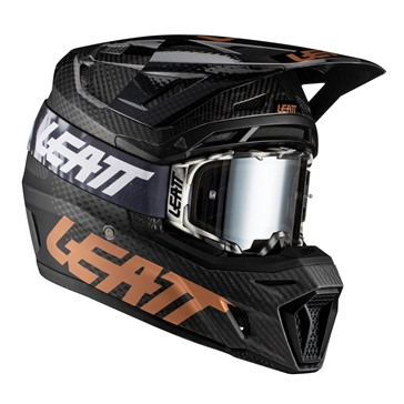 LEATT Off-Road Helmet 9.5 V21.1 - Included Goggle